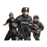 Habillement militaire & Sécurité